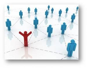 rete social network