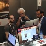 Premio innovazione SMAU Torino 2016 con Coperniko