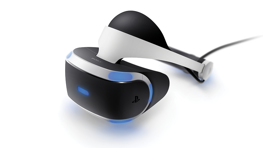 playstation VR per realtà immersiva